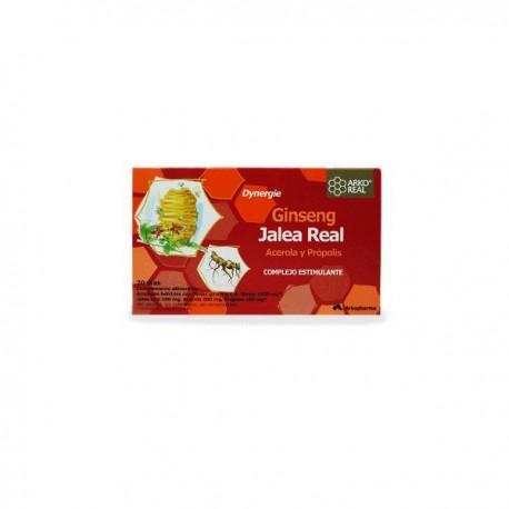 JALEA REAL FRESCA GINSENG15 ML 20 AMP