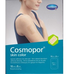 COSMOPOR SKIN APOSITO ESTERIL COLOR 7.2 CM X 5 CM 5 APOSITOS