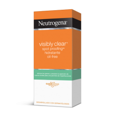 NEUTROGENA VISIBLE CLEAR SPOT PROOFING HIDRATANT 50 ML
