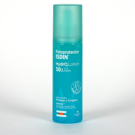 FOTOPROTECTOR ISDIN HYDRO 2 LOTION SPF 50 200 ML