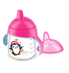 VASO BOQUILLA PHILIPS AVENT 260 ML ROSA