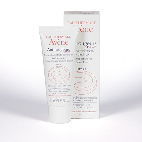 AVENE ANTI-ROJECES DÍA CREMA HIDRATANTE 40 ML