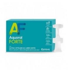 AQUORAL FORTE C/ A HIALURONICO 0.4 GOTAS OFTALM 0.5 ML 30 MONODOSIS