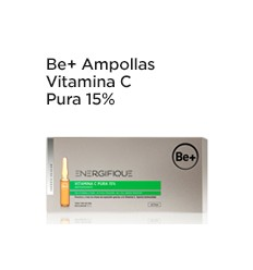 BE ENERGIFIQUE AMPOLLAS VITAMINA C 10 U X 2 ML