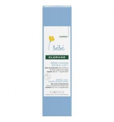 ERYTEAL SPRAY BEBE KLORANE 75 ML