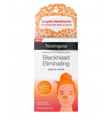 NEUTROGENA BLACKHEAD ELIMINATING TIRAS EXFOLIANT