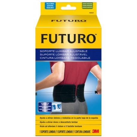 3M FUTURO SOPORTE LUMBAR AJUSTABLE 1 U