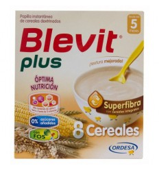 BLEVIT PLUS SUPERFIBRA 8 CER 700 GR