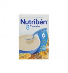 NUTRIBEN 8 CEREALES 600 GR