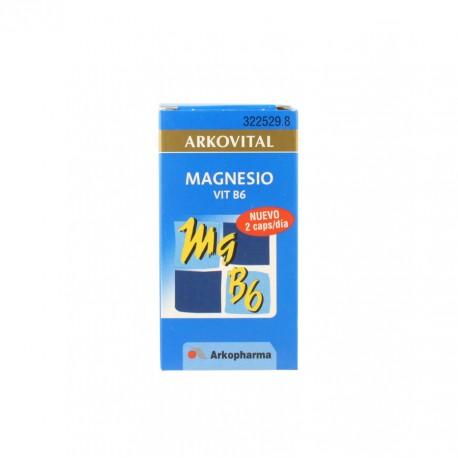 MAGNESIO ARKOVITAL 30 CAPSULAS