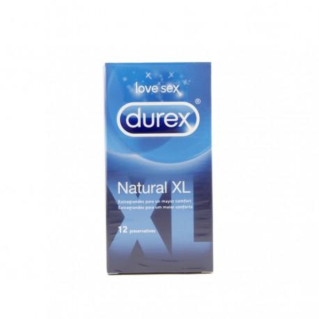 DUREX XL EASY ON 12 UNIDADES