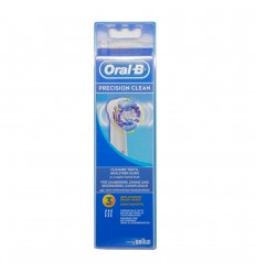 CEPILLO DENTAL ELECTRICO RECARGABLE ORAL-B PRECI EB 17-3 3 U