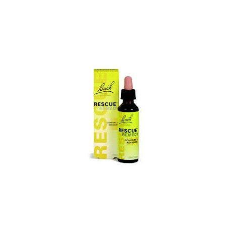 FLORES BACH RESCUE REMEDY 10 ML