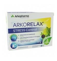 ARKORELAX ESTRES CONTROL 30 COMP